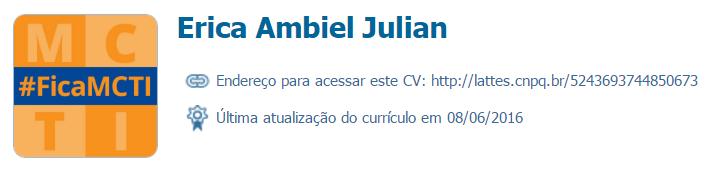 Erica Ambiel Julian