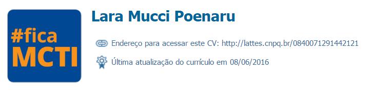 Lara Mucci Poenaru