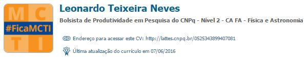 Leonardo Teixeira Neves