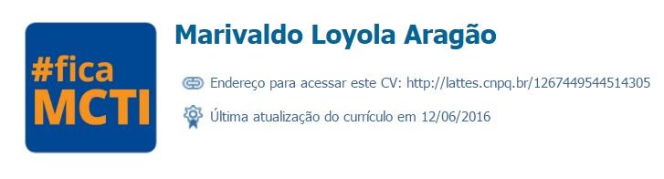 Marivaldo Loyika Aragão