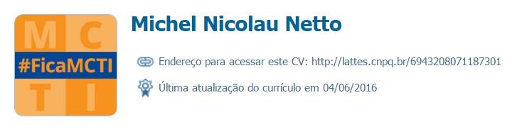 Michel Nicolau Netto