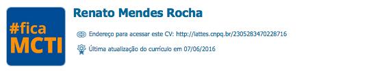 Renato Mendes Rocha