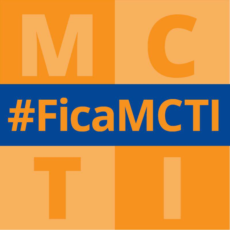 #FicaMCTI